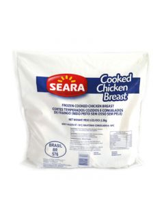 Seara Cooked Chicken Breast Fillets 10kg