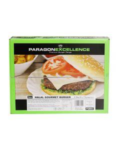 Paragon 6oz Gourmet Burger 30s 170g