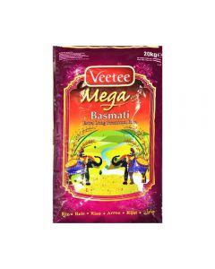 Veetee Mega Basmati Rice 20kg