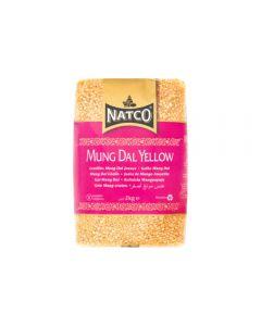 Natco Mung Dall Yellow 2kg