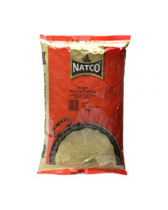 Natco White Pepper Ground 1kg