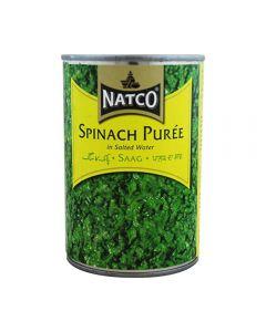 Natco Spinach Puree 395g