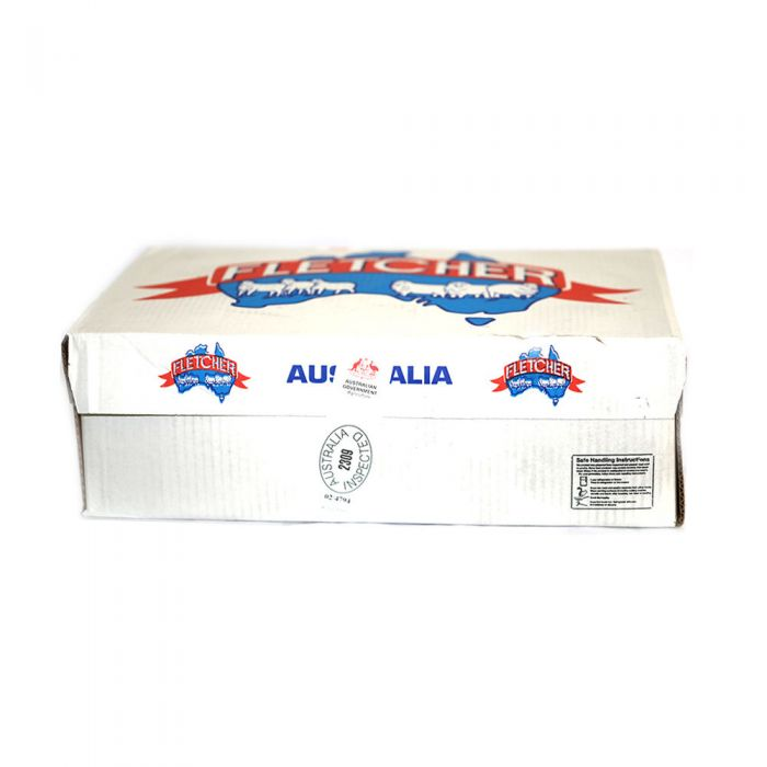 Fletcher Frozen Boneless Lamb Leg Australian Price Per kg