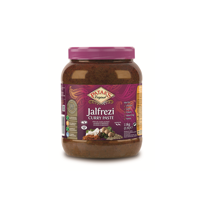 PATAKS JALFREZI CURRY PASTE 2 3KG