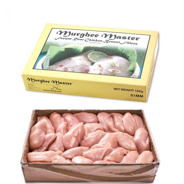 Murghee Master Chicken Fillet 85% 10kg