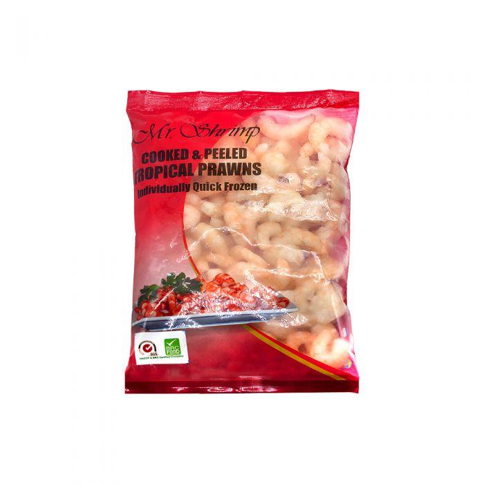 Mr Shrimp Jumbo Prawns Cooked 101-150 400g Net