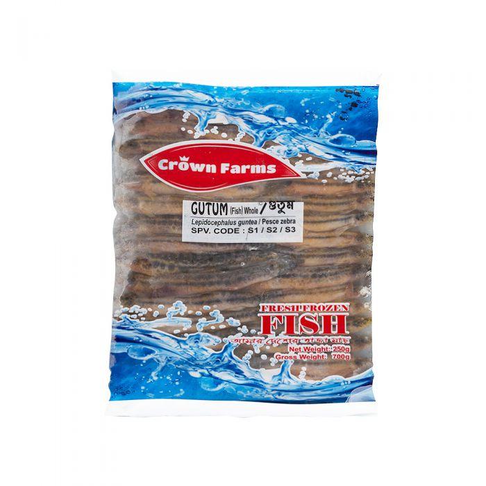 Crown Farms Gutum Whole Fish 250g
