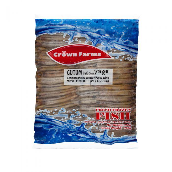 Crown Farms Gutum Clean Ready To Cook 250g