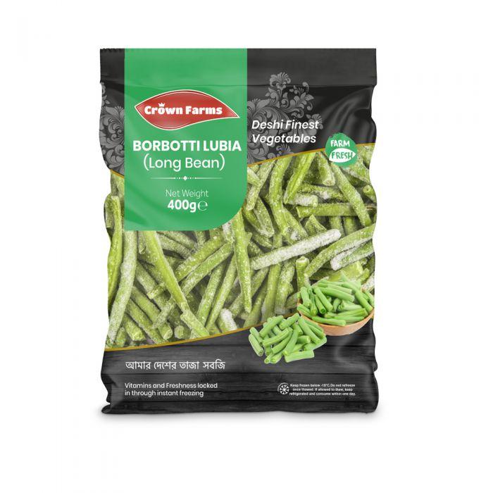 Crown Farms Borbotti (Long Bean) Lubia 400g