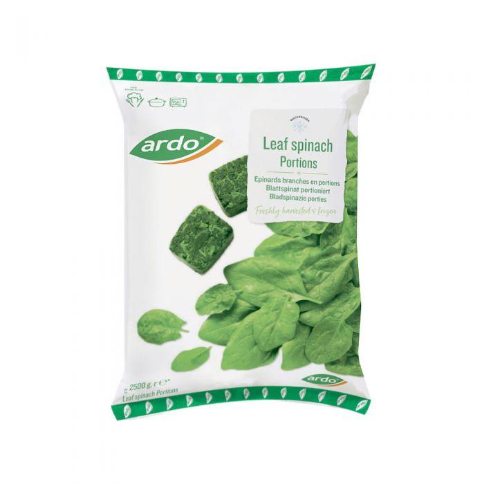Ardo Leaf Spinach Block 2.5kg