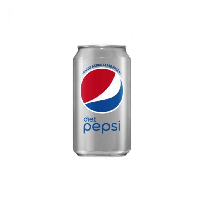 Pepsi Diet Cans 330ml