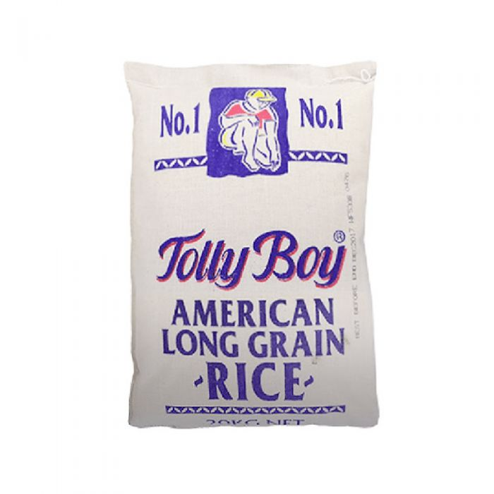 Tolly Boy Long Grain Rice 20kg