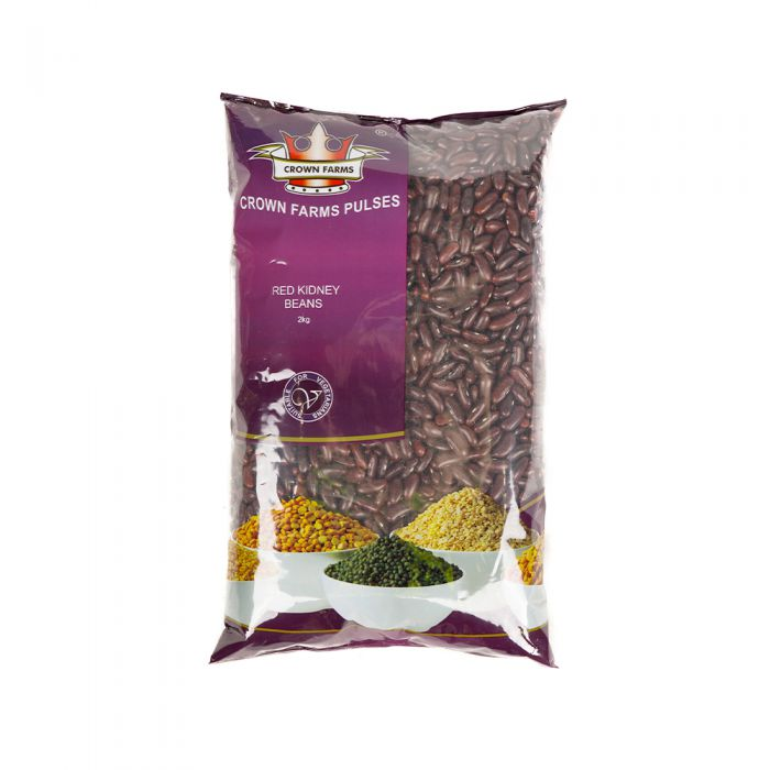 Crown Farms Red Kidney Beans 2kg