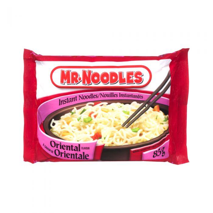 Mr Noodles Assorted Flavours 85g