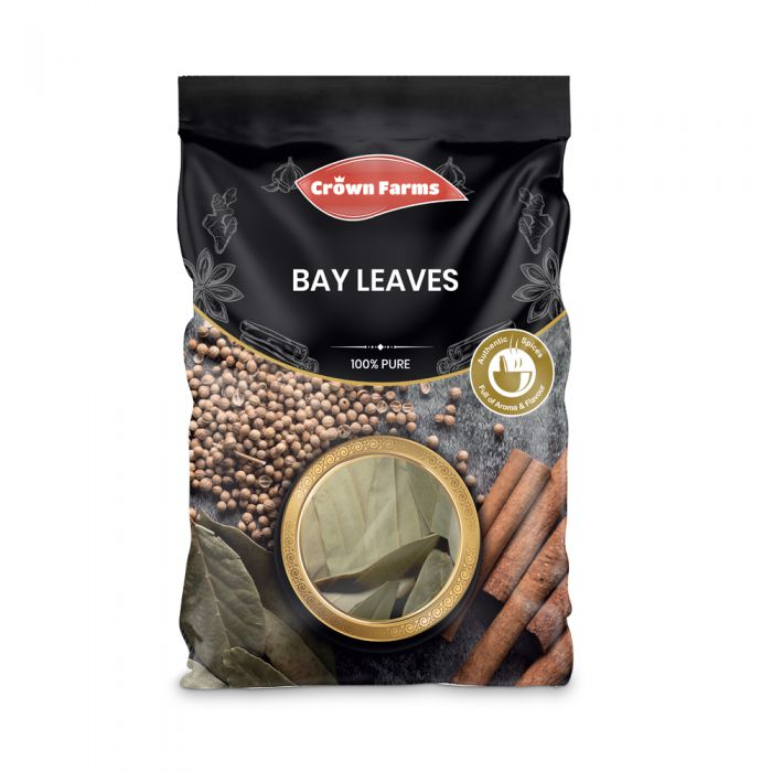 Crown Farms Bay Leaves 100g