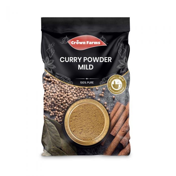 Crown Farms Curry Powder Mild 400g