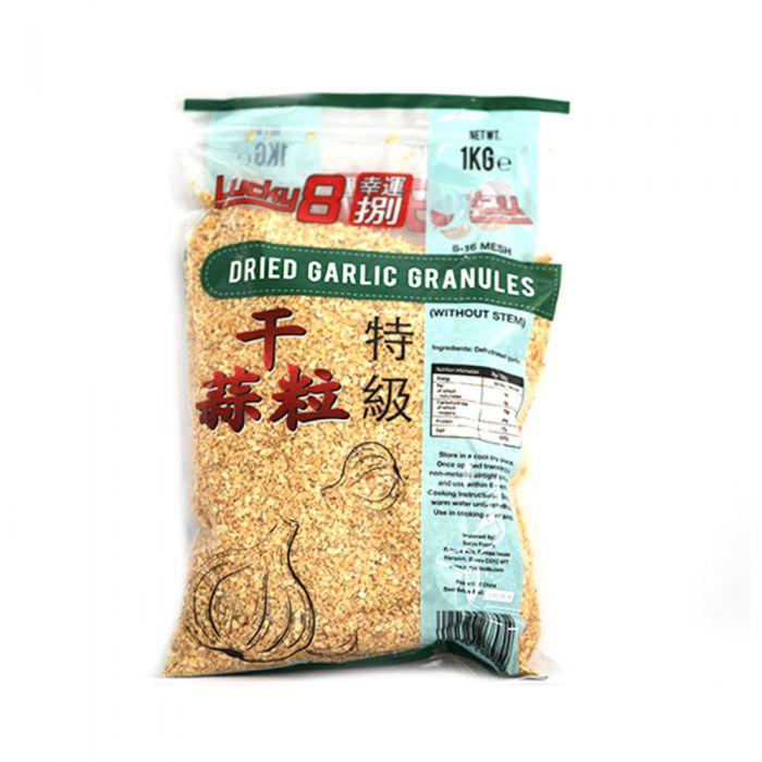 Lucky8 Garlic Granule Coarse 1kg