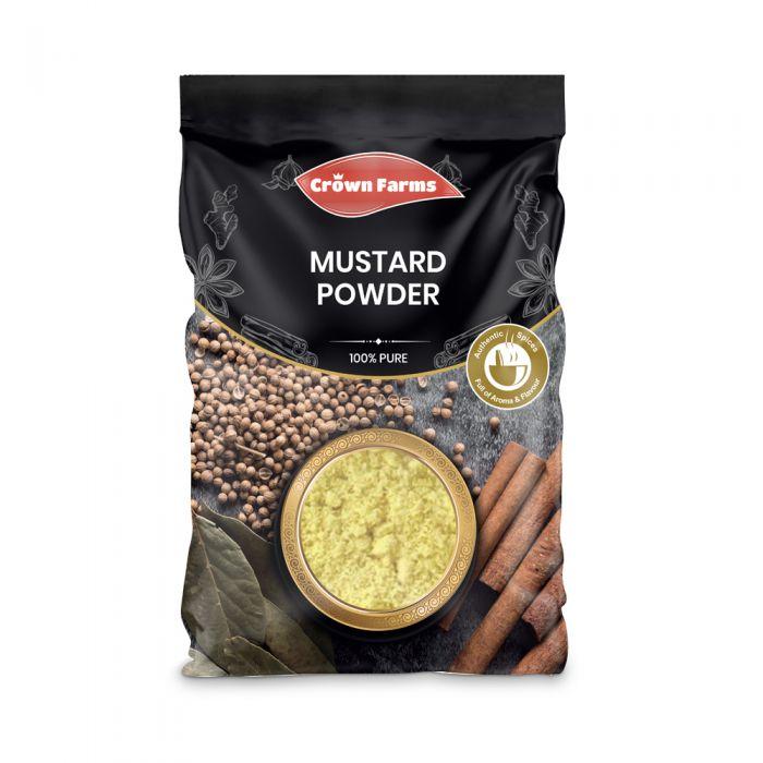 Crown Farms Mustard Powder 1kg