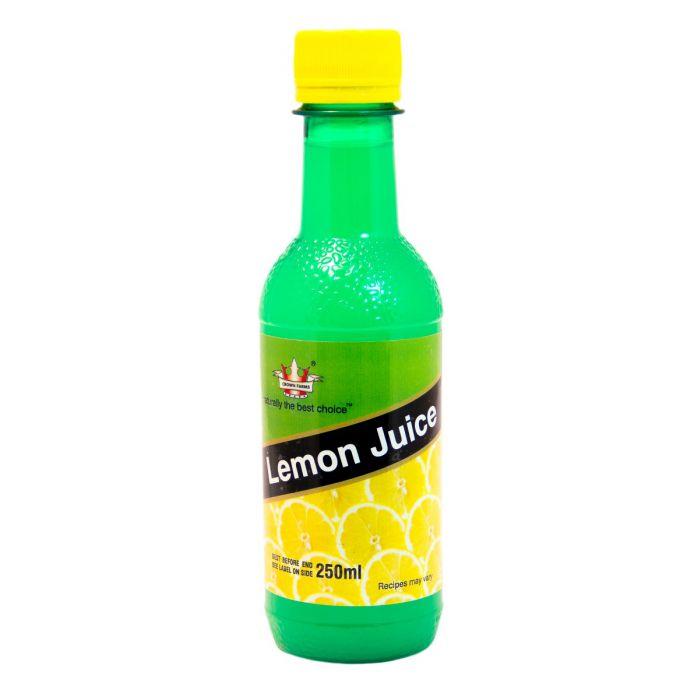 Crown Farms Lemon Juice 250ml
