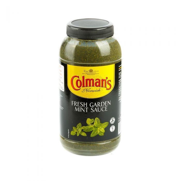 Colmans Mint Sauce 2.25 Litre