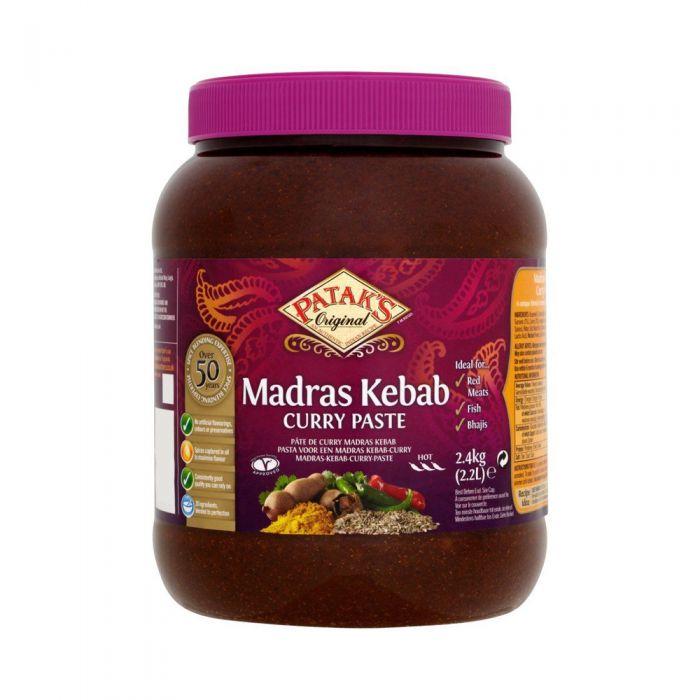 Pataks Madras Paste 2.2kg