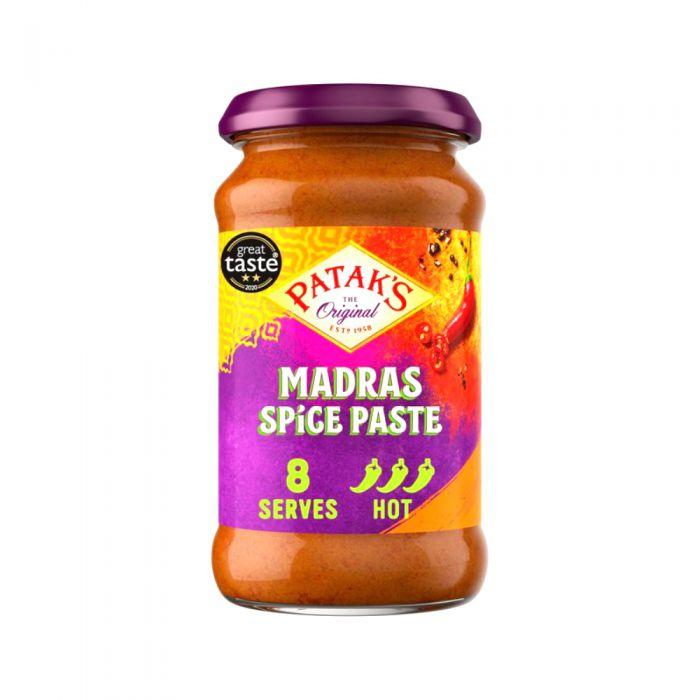 Pataks Madras Paste 283g