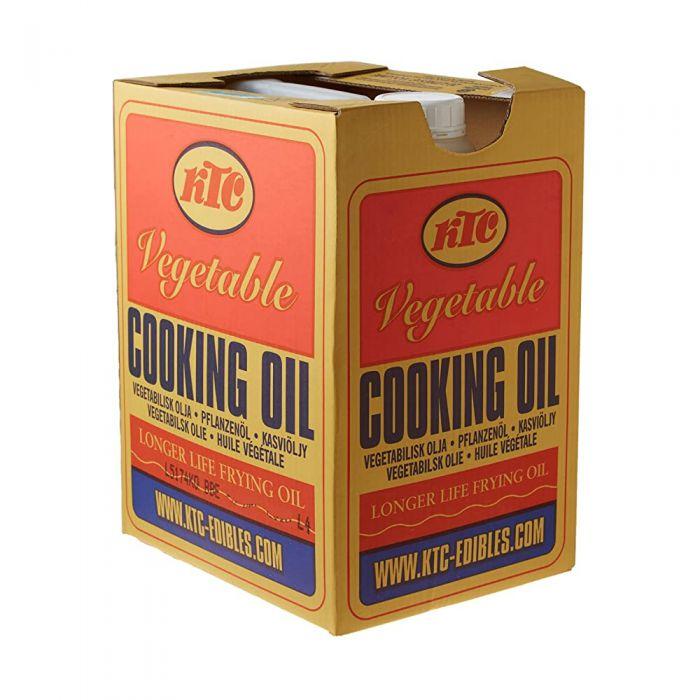 KTC Vegetable Oil Drums (Bibs) 20 Litre