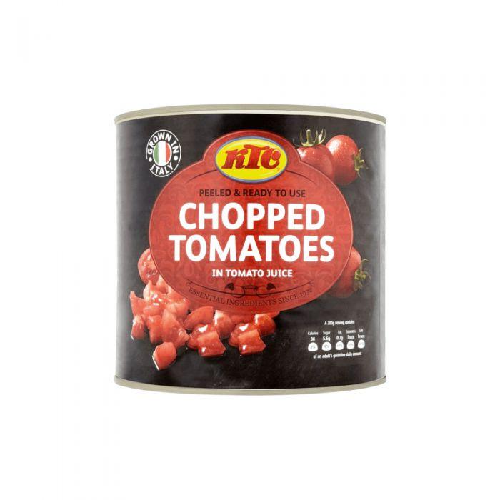 KTC Chopped Tomatoes 2.55kg