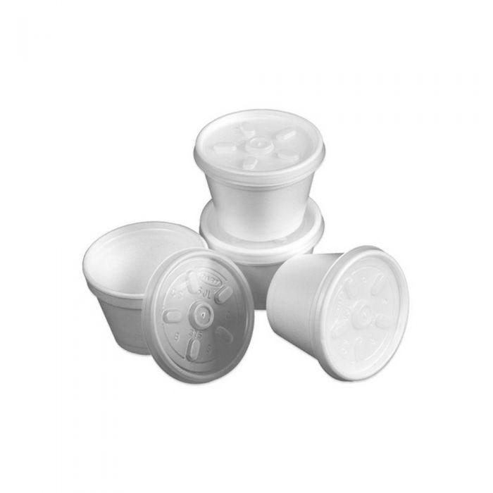 Dart 4oz 4J6 Cup Insulated Foam 1000pcs