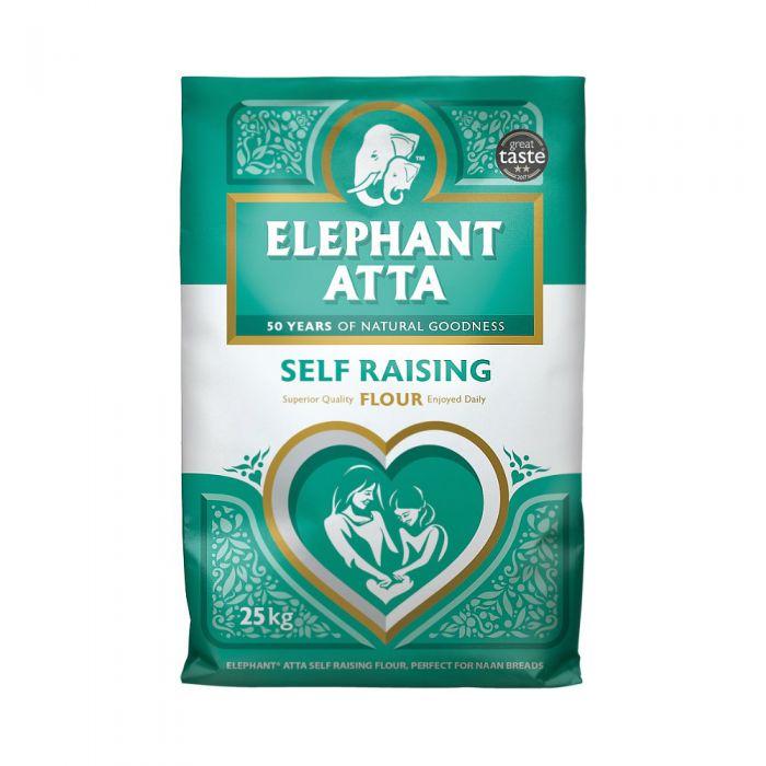 Elephant Self Raising Flour 25kg